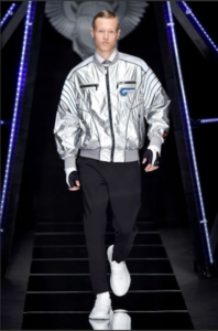 Dominykas for FRANKIE MORELLO MILANO MEN SS 2019